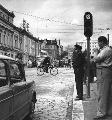 Suomen Ensimmäiset Liikennevalot