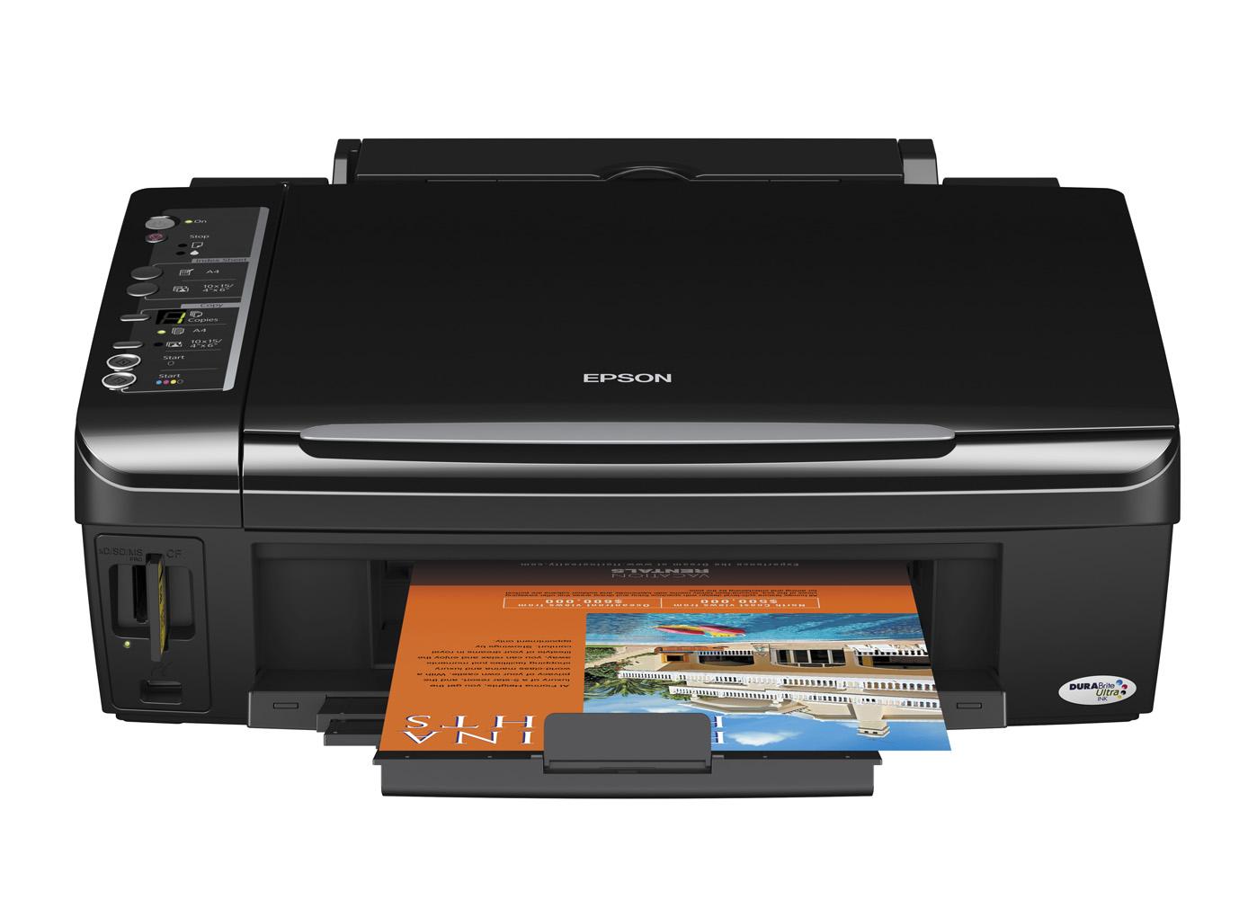 Reset y Manuales de impresoras