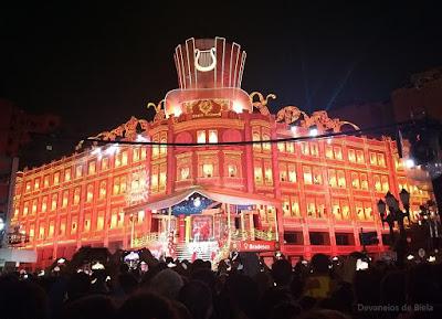 Natal no Palácio Avenida em Curitiba 2017