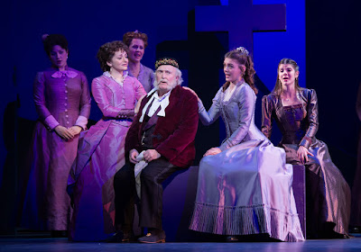 Soraya Mafi, Andrew Shore, Angharad Lyddon Katie Coventry - ENO - The Pirates of Penzance - photo -Tom Bowles