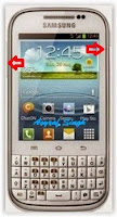 Hard Reset SAMSUNG Galaxy Chat B5330
