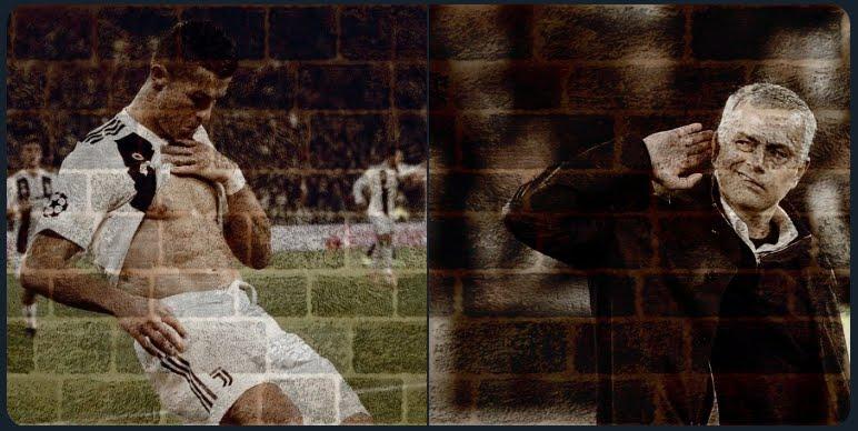 Juventus-United: dallo strepitoso gol di Ronaldo al gesto di Mourinho a fine partita.