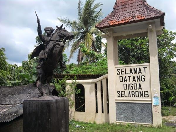 Wisata Religi Goa Selarong Di Yogyakarta