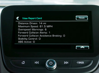 Chevrolet Teen Driver Technology at Graff Chevrolet Bay City