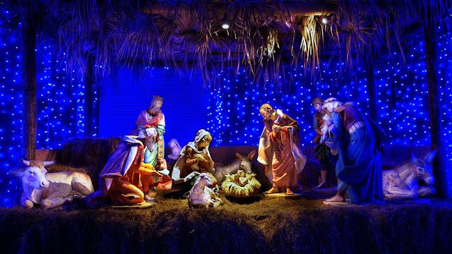 Ngày Giáng sinh không phải lúc nào cũng là 25/12