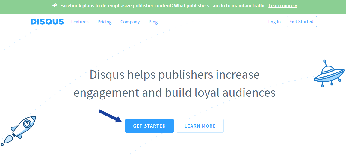 How to Install Disqus Comment Box on Blogger - Proudzones Blog