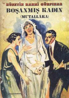 Hüseyin Rahmi Gürpınar - Boşanmış Kadın (Mutallaka)