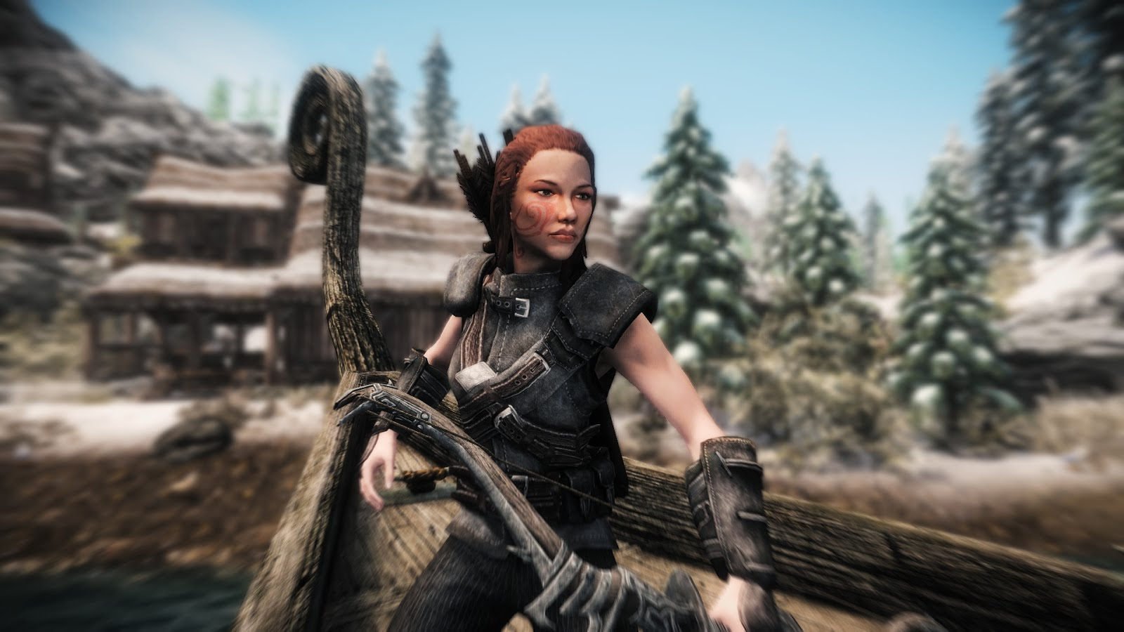 Working on my first Skyrim: Special Edition mod!