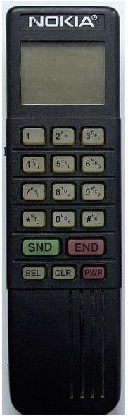Nokia M-11 tahun 1989