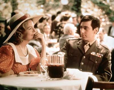 The Godfather Al Pacino Diane Keaton