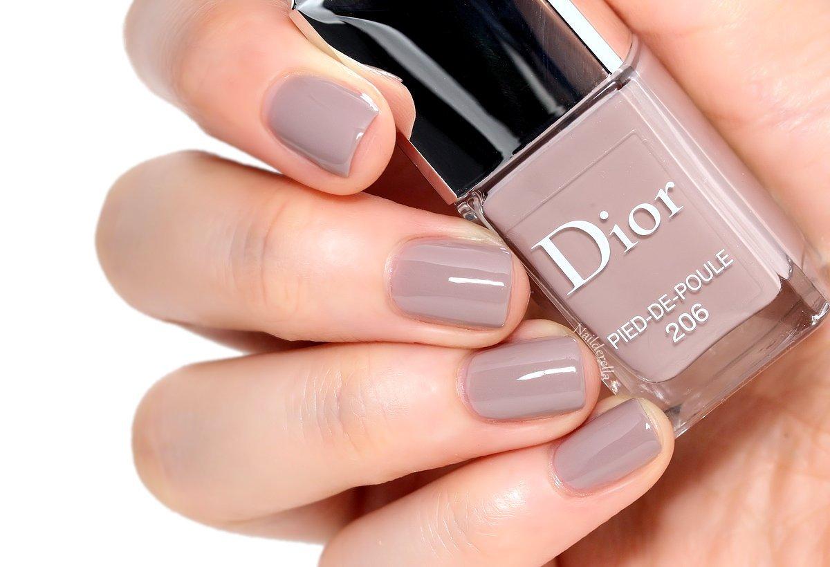 Dior Fall 2014 Swatches Nailderella