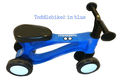 Toddlebike2 in blue