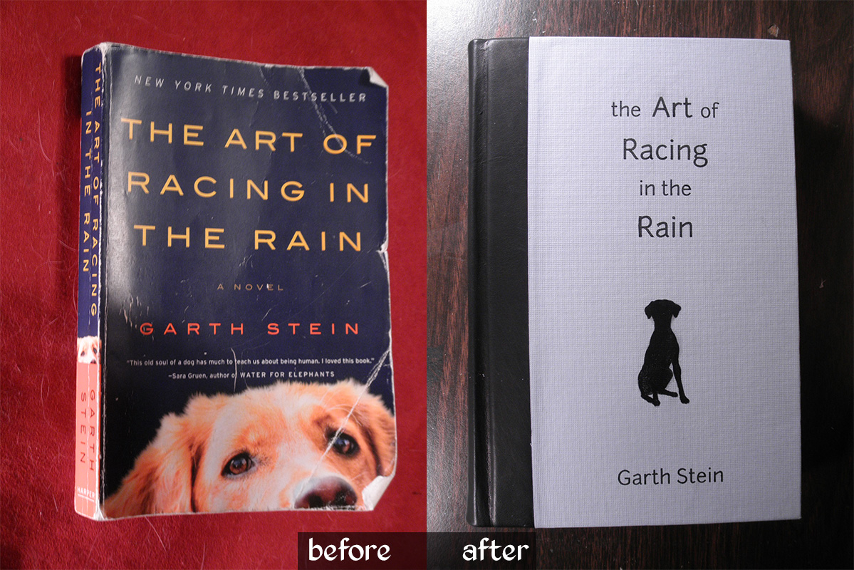 The Art Of Racing In The Rain: The Poiesis Journal: The Art Of Racing In The Rain