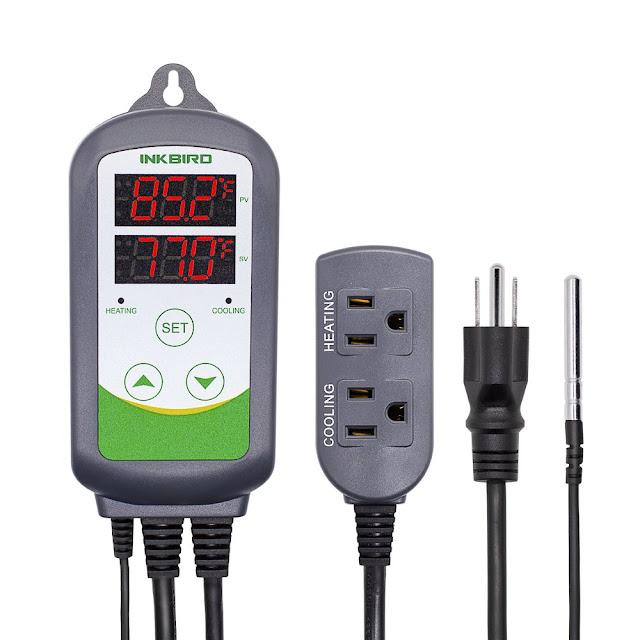 inkbird temperature controller
