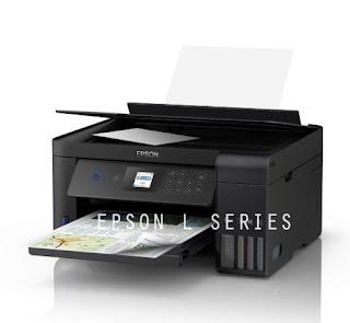 Epson L4160 Driver Downloads