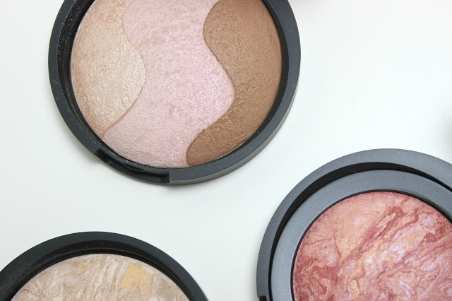 Laura Geller Baked Eye Shadow Sensensation Trio in Tiramisu Review