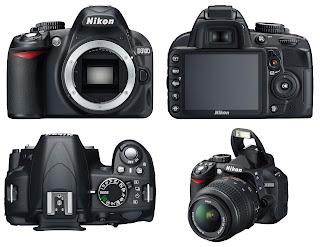Daftar Harga Kamera Nikon D3100