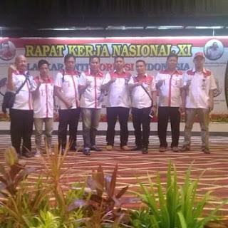 Pengurus DPD dan DPC LAKI Provinsi Sulut Hadiri Rakernas Ke-XI Balikpapan