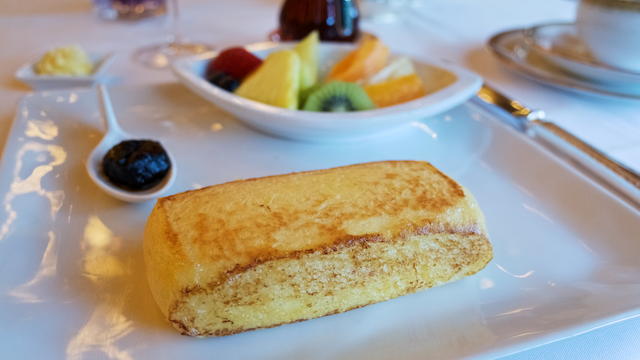 French Toast at at Hotel Okura