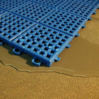 Greatmats patio outdoor perforated tile raised floor