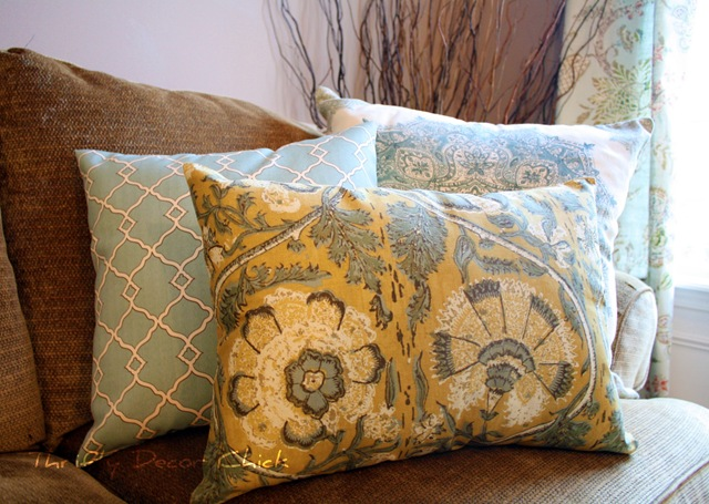 pottery barn pillows for less