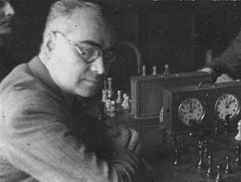 El ajedrecista Josep Vilardebó