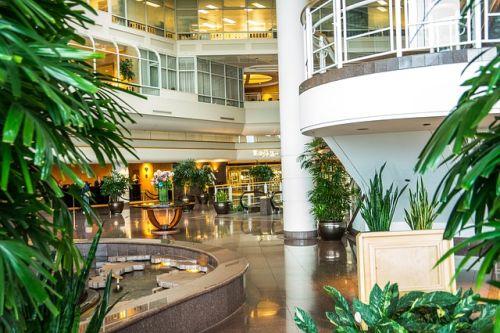 hotel terbaik di Singapore