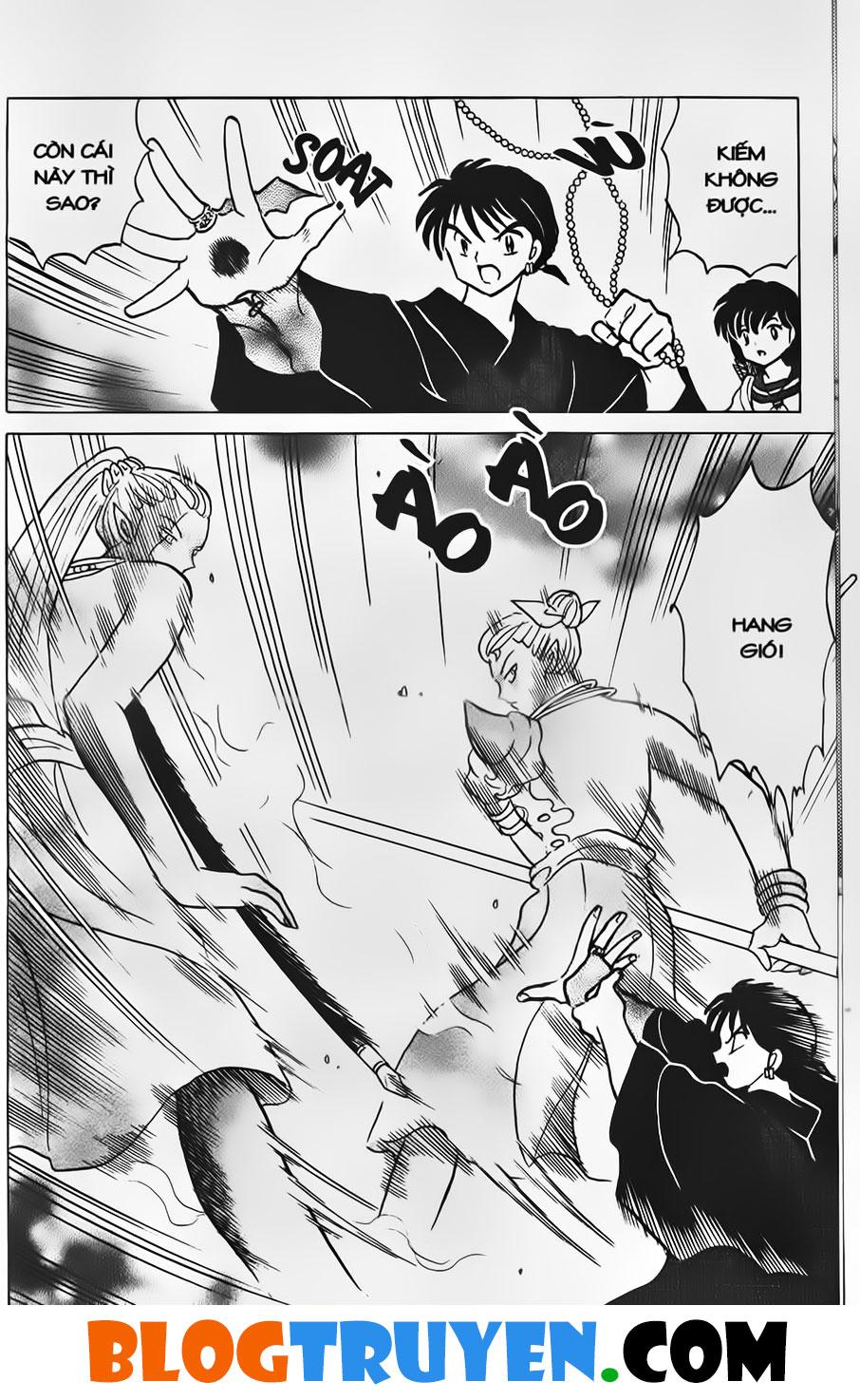 Inuyasha vol 31.2 trang 8