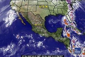 Condiciones del clima en Mxico  Meteorologa RD  Cibomet