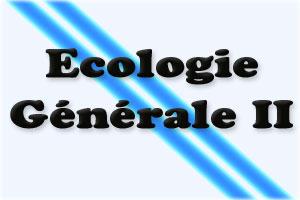 cours Ecologie générale SVI S6