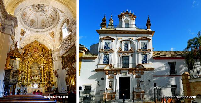 Sevilha, Andaluzia: Hospital de La Santa Caridad