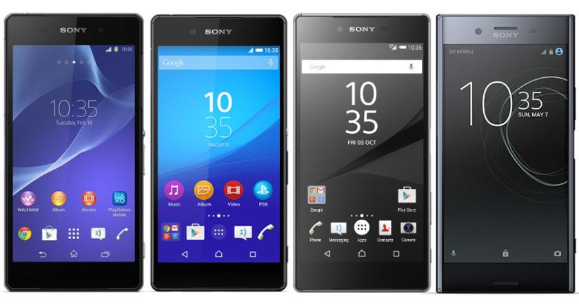 Benarkah Sony Hentikan Produski Smartphone?