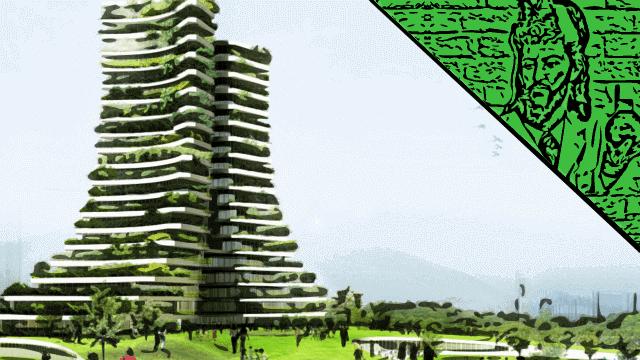 As cidades do futuro: sustentabilidade em foco - Queimando Neurônios