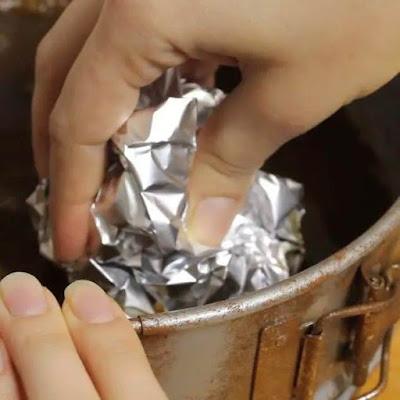 「錫箔紙清洗茶漬」的圖片搜尋結果