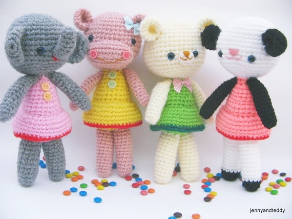 Winnie Pooh Amigurumi Pattern (Magic Hands Individual Patterns ... | 427x570