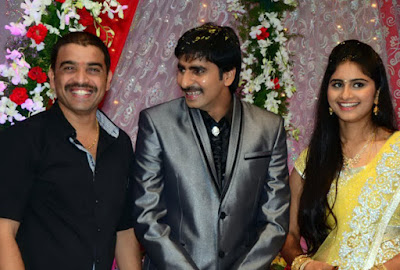 Gopichand And Reshma wedding ceremony