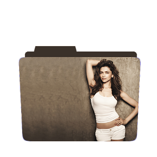 Preview of Deepika padukode, Actress, Wallpaper Folder icon.