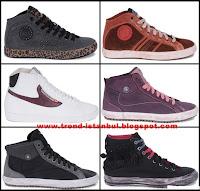 Diesel 2012 Sonbahar Kış Ayakkabı Kolleksiyonu