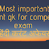 November 2018 current Affairs in Hindi - most important Current gk for ssc, bank, and railway exam