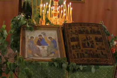 Η πνοή του Αγίου Πνεύματος  Τι είναι το Άγιο Πνεύμα  και τί δίνει στον άνθρωπο.    Όσιος Ιννοκέντιος Βενιάμινωφ Μητροπολίτης   Μόσχας και Ιεραπόστολος Αλάσκας (31 Μαρτίου)