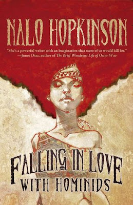 Falling in Love with Hominids, Nalo Hopkinson, Book Review, InToriLex