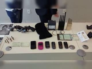 13 pessoas são detidas em Fortaleza por envolvimento em ataques a bancos