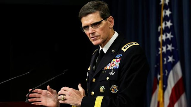 Top US general Joseph Votel secretly visits Syria amid push to dispatch more troops