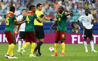 أهداف مباراة المانيا والكاميرون 3-1 كأس القارات 25-6-2017