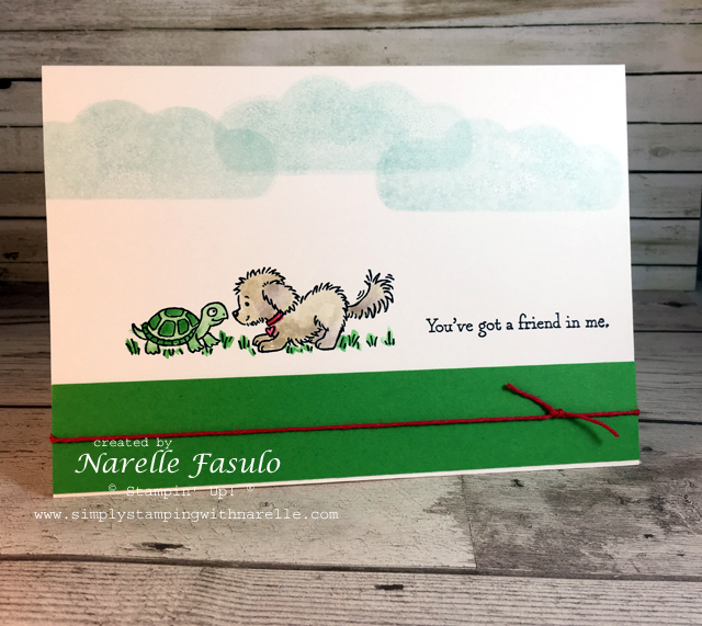 Bella & Friends - Simply Stamping with Narelle - available here - http://www3.stampinup.com/ECWeb/ProductDetails.aspx?productID=141870&dbwsdemoid=4008228