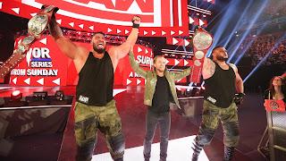 WWE - AOP derrota a un traicionado Seth Rollins por Dean Ambrose, para ser los nuevos campeones por pareja de RAW