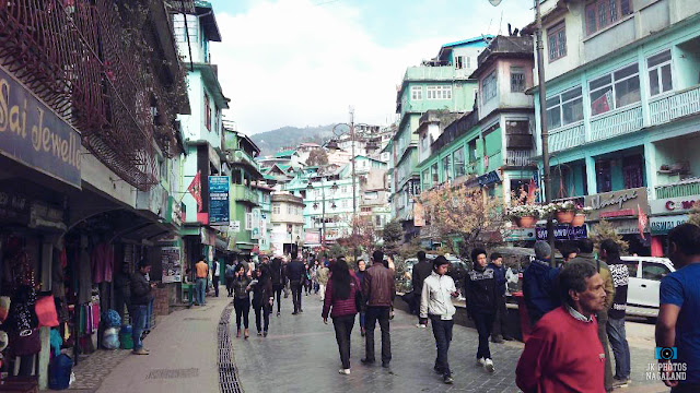 places to visit sikkim mg road photos tourists
