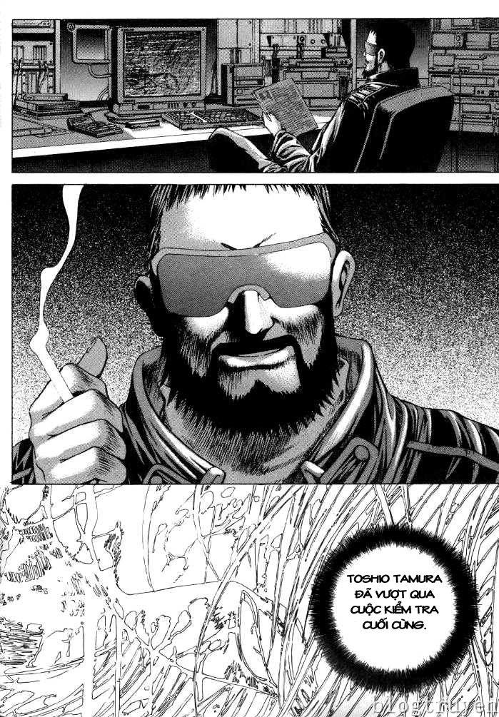 Zombie hunter chap 8 trang 60