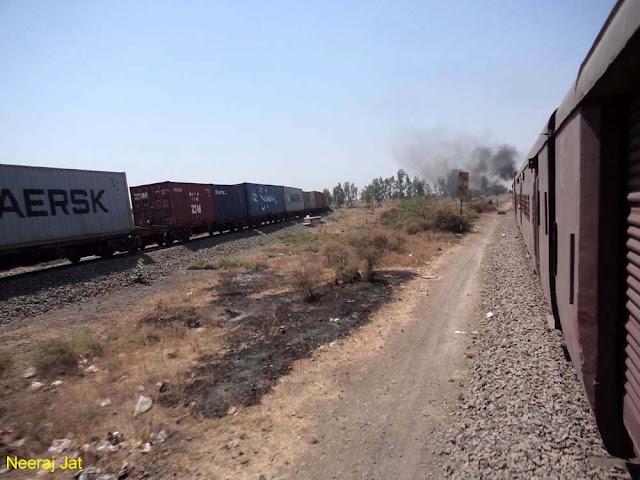गिर फोरेस्ट रेलवे: ढसा से वेरावल