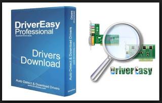 تحميل و تثبيت برنامج ممتاز في تحديث تعاريف الجهاز Driver Easy Pro 5.1.3. مع التفعيل